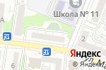 Схема проезда до компании Магазин нижнего белья в Белгороде