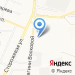 Управление ФСИН России по Белгородской области на карте Белгорода