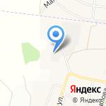 Дальнобойщик на карте Белгорода