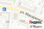 Схема проезда до компании Храм-часовня во имя Святой Блаженной Ксении Петербургской в Белгороде