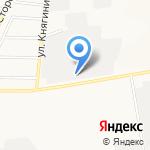 Экология переработка шин и РТИ на карте Белгорода