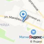 Областной социально-реабилитационный центр для несовершеннолетних на карте Белгорода