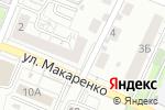 Схема проезда до компании Акварель в Белгороде