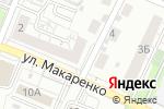 Схема проезда до компании Автомагазин в Белгороде