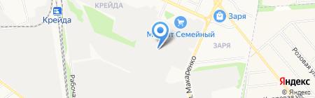 БелБетон на карте Белгорода
