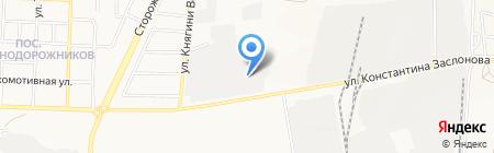 Мясная индустрия на карте Белгорода