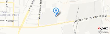 ЭнергоМонтаж на карте Белгорода