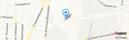БЕЛСТЕК-БС на карте Белгорода