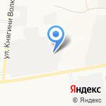ТехноСклад на карте Белгорода