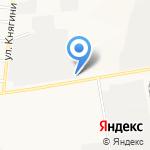 Булат на карте Белгорода
