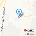 Данстрой на карте Белгорода