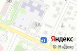 Схема проезда до компании Стерх в Белгороде