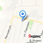 ОЛЛИ на карте Белгорода