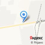 Мехколонна №77 на карте Белгорода
