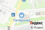 Схема проезда до компании Сыто-пьяно в Белгороде