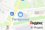 Схема проезда до компании Аквамарин в Белгороде