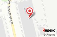 Схема проезда до компании Сервис Строй в Белгороде