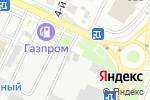 Схема проезда до компании МаслоЛюкс в Белгороде