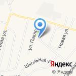 Новосадовский дом культуры на карте Белгорода