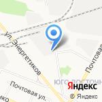 Металлоторг на карте Белгорода