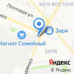 МетаКапиталлСервис на карте Белгорода