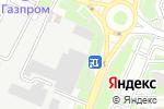 Схема проезда до компании АЛЬТстрой в Белгороде