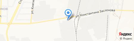 Банкомат Всероссийский банк развития регионов на карте Белгорода