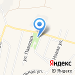 Белгородстройагро на карте Белгорода