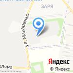 Идеал Микс на карте Белгорода
