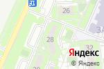 Схема проезда до компании ЖБК-1 в Белгороде