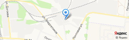Оконные технологии на карте Белгорода