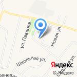 Детский сад №6 на карте Белгорода