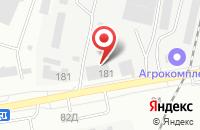 Схема проезда до компании Белгородгеология в Белгороде
