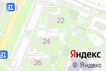 Схема проезда до компании Exсellent в Белгороде