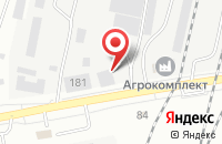 Схема проезда до компании Промстальконструкция-центр в Белгороде