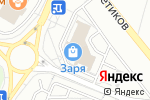 Схема проезда до компании Любимый в Белгороде