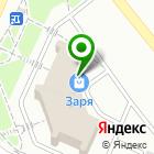 Местоположение компании Рыболов+