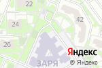 Схема проезда до компании Белгородская детская музыкальная школа №3 в Белгороде