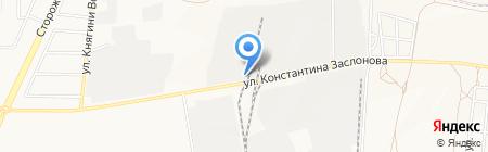 Белкриосервис на карте Белгорода