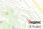 Схема проезда до компании Фиксе в Белгороде
