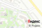 Схема проезда до компании Либра в Белгороде