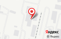 Схема проезда до компании Энерготехмонтаж в Белгороде