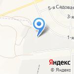 Бигстрой на карте Белгорода