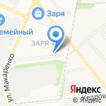 Sunni Rose на карте Белгорода