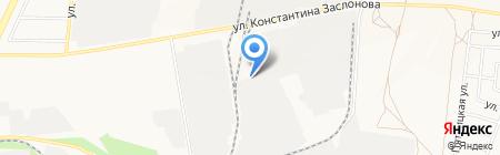 Транзит-Белгород на карте Белгорода
