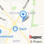 Вита на карте Белгорода
