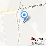 Ниба на карте Белгорода
