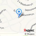 ДириС на карте Белгорода