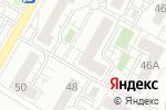 Схема проезда до компании Жилищное управление-ЖБК-1 в Белгороде