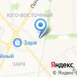 Автопаркинг на карте Белгорода
